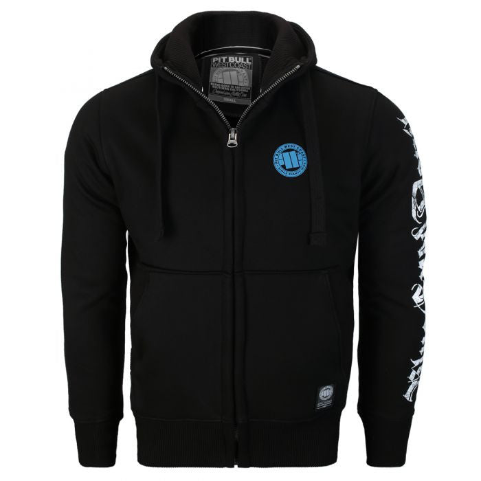 Blue Eyed Devil VI Hooded Zipped