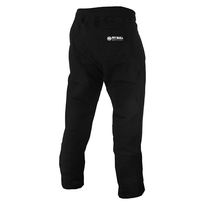 Pit Bull West Coast Uk Fleece Pants PitBull 17 Black