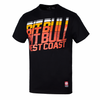 PitBull West Coast manzana tshirt black 2017