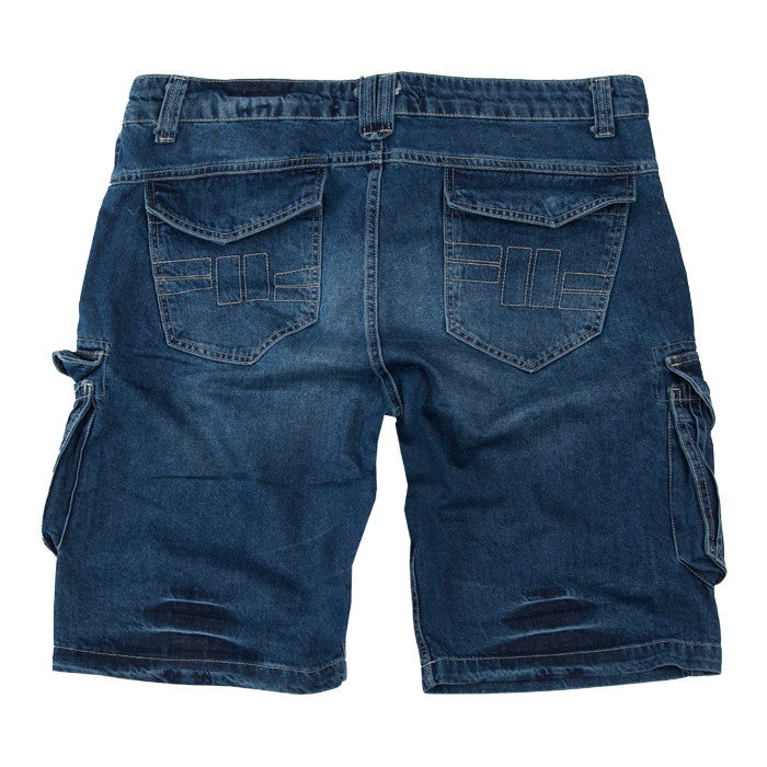 Jeans Cargo Shorts 'KNEE'