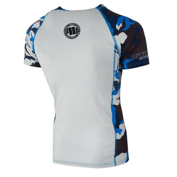 Short Sleeve Rashguard CAMO LIGHT