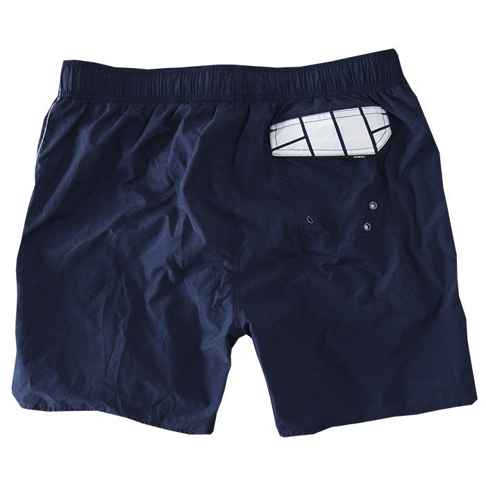 Men's swim shorts 'Bark', available in three colors.