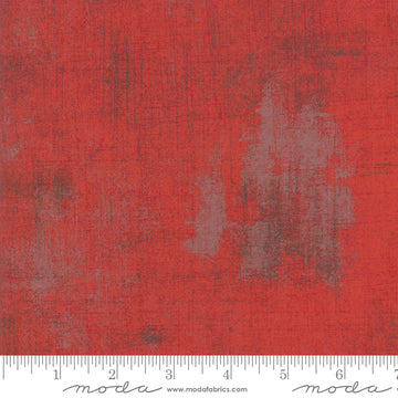 Grunge Basic Red 30150 151 1/2 yard