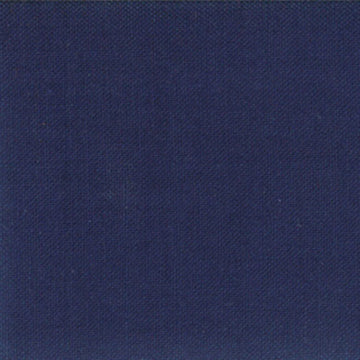 Bella Solids Nautical Blue 1/2 yard 9900 236