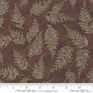Lake Views Brown 1/2 yard 6805 20