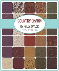 Country Charm Jelly Roll