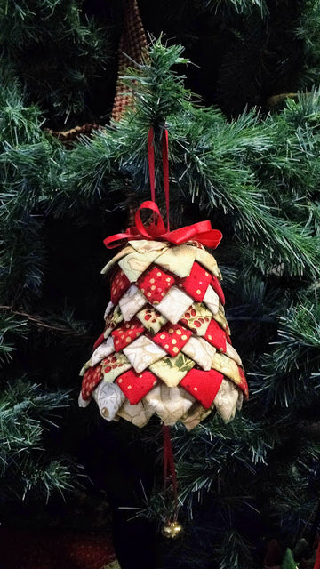 Bell Folded Ornament