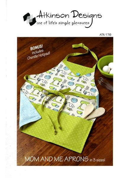 Mom and Me Apron Pattern