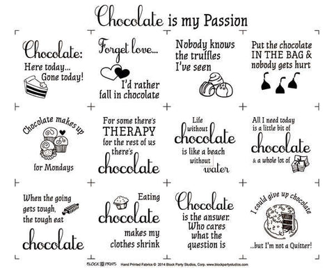 Chocalate is my Passion