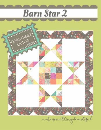 Barn Star 2 Pattern