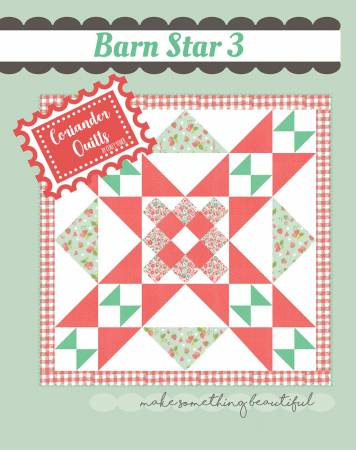 Barn Star 3 Pattern