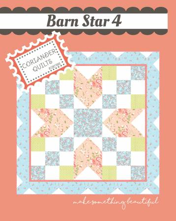 Barn Star 4 Pattern