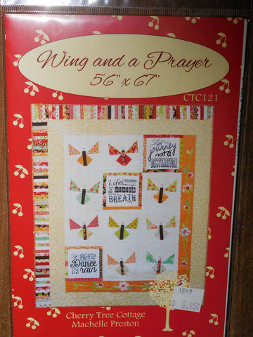 Wing and a Prayer Pattern