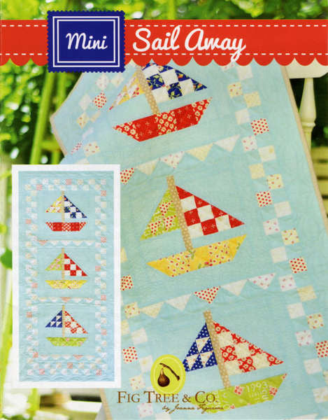 Sail Away~ Mini Pattern
