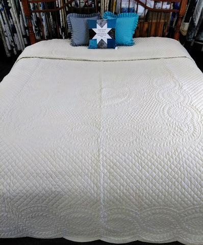 Heirloom Quilt (king)