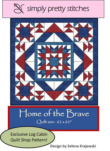 Home of the Brave Pattern