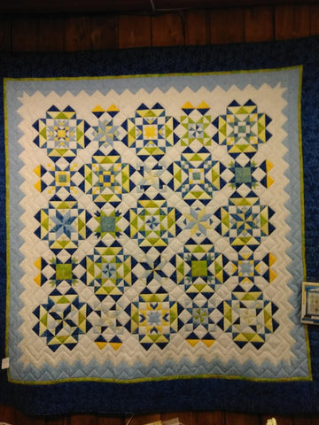 Saint- Tropez Block of the Month Kit