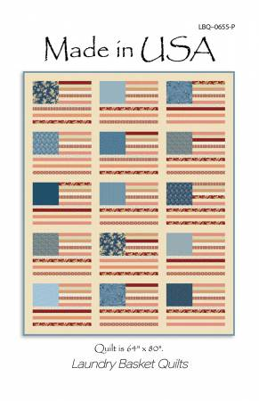 Made in USA Pattern