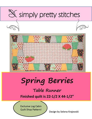 Spring Berries Pattern