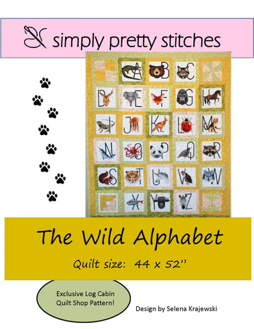The Wild Alphabet Pattern