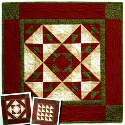 Autumn Star Wallhanging Kit