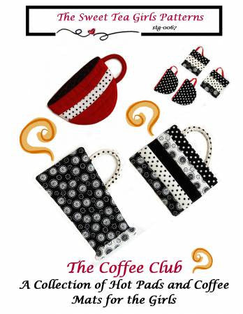 The Coffee Club Pattern