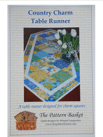 Country Charm Table Runner Pattern