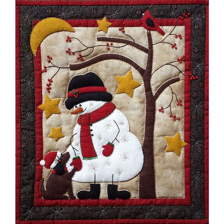 Frosty & Friend Wool Kit