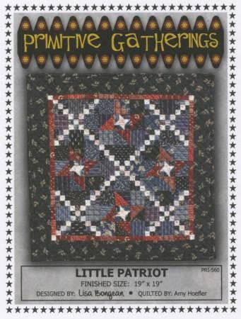 Little Patriot Pattern