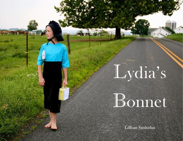 Lydia's Bonnet Book