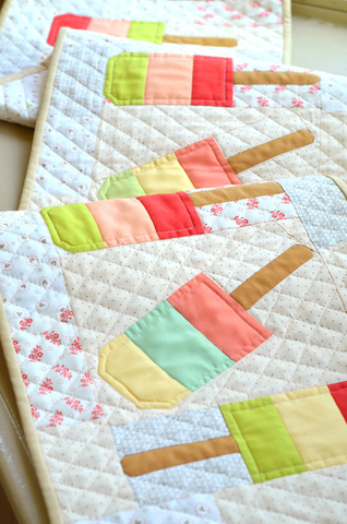Popsicles Mini Pattern