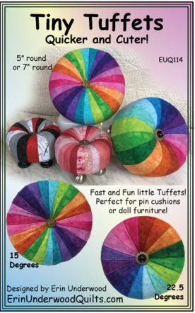 Tiny Tuffets Pattern