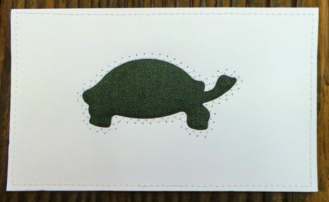 Turtle Quilted Cards