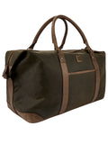 Dubarry of Ireland Brittas Duffle Bag in Olive