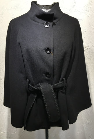 Hourihan Alcon Cape Black