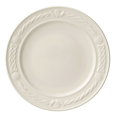 Belleek Classic Claddagh Side Plate