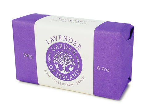 Sweet Lavender Naturally Irish Soap