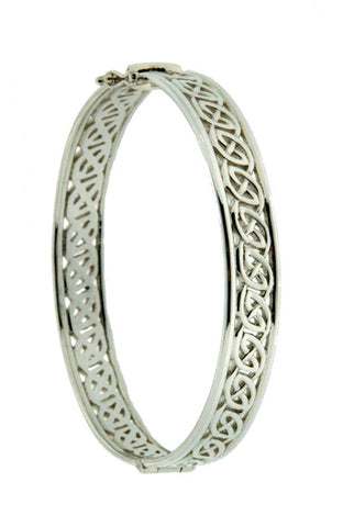 Keith Jack Sterling Silver Window to the Soul Bracelet