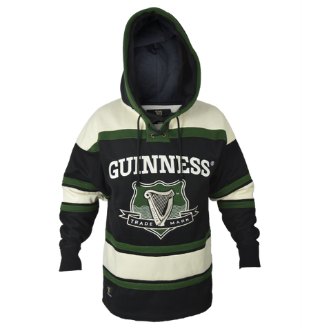 Guinness Hooded Hockey Sweatshirt