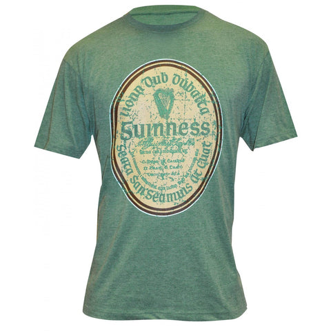 Guinness Green Label Soft Tee