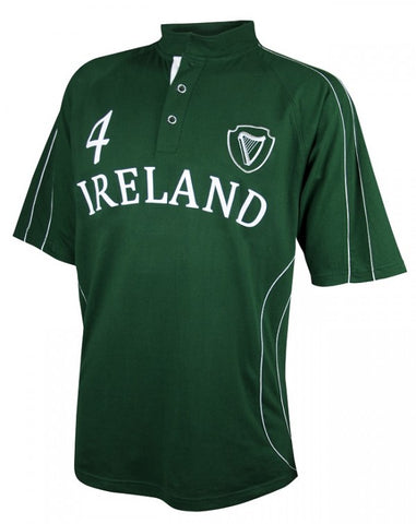Croker Green Piping Ireland Rugby Jersey