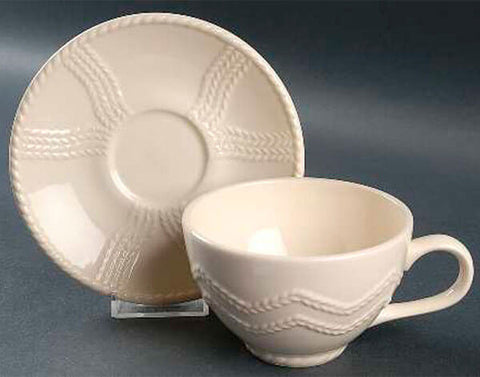 Aranware Cup and Saucer