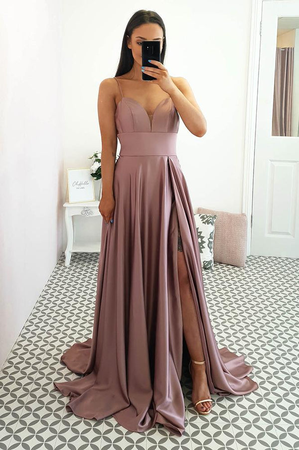 Scala Gown Mauve