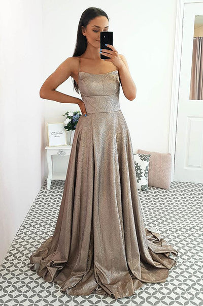 Dominica Gown Copper