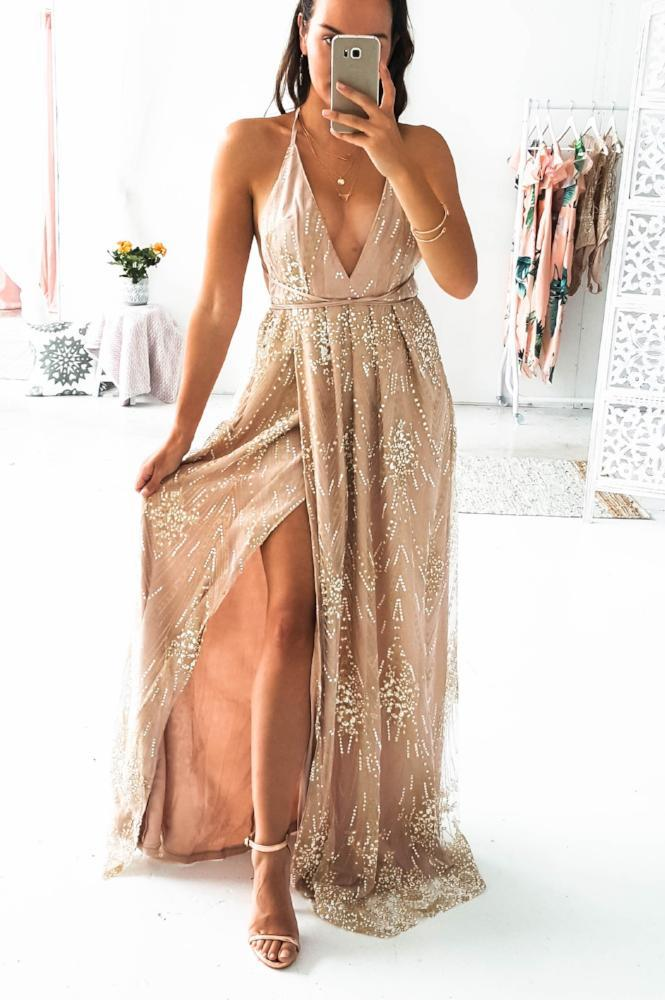 Jemmia Maxi Dress