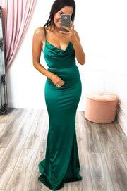 PRE-ORDER Glamour Girl Gown Green