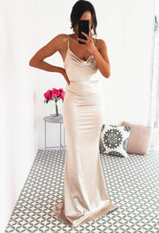 Glamour Girl Gown Champagne
