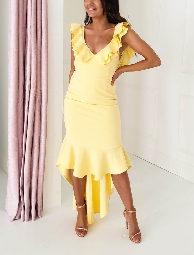 Estelle Midi Yellow