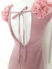 Nyla Jumpsuit Blush