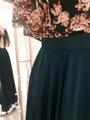 Sibella Maxi Dark Green